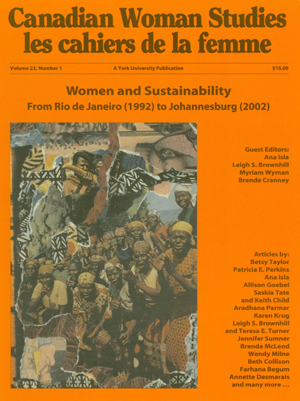 View Vol 23, No 1 (2003)