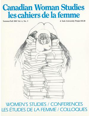 View Vol 6, No 3 (1985)