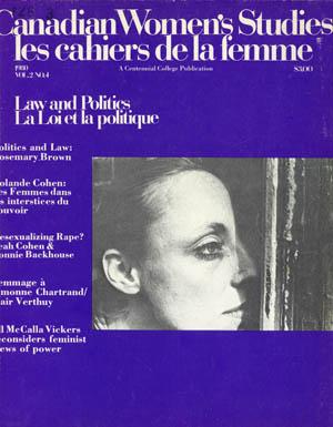 View Vol 2, No 4 (1980)