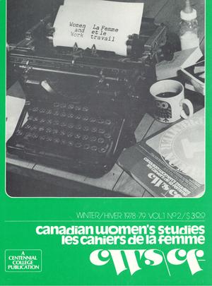 View Vol 1, No 2 (1978)