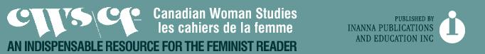 Canadian Woman Studies
